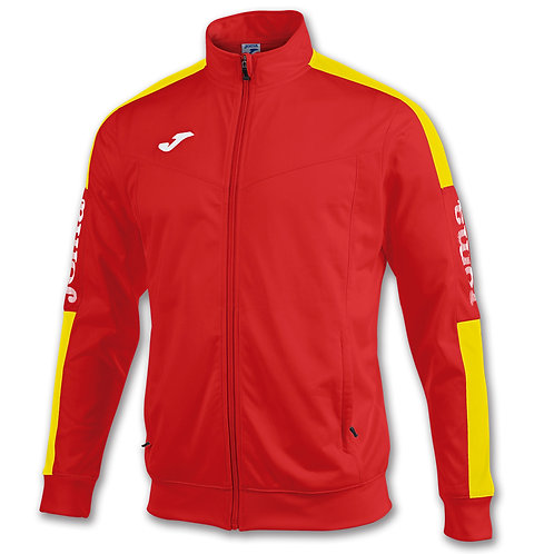 Спортивная куртка на молнии CHAMPION IV 100687.609
