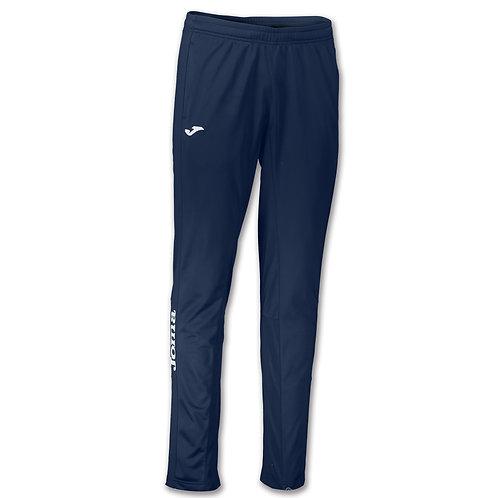 Зауженные брюки с боковыми вставками 100691.331