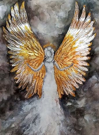 Angelic Reiki Practitioner Certicate