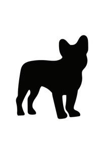Poster French Bulldog