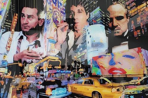 Times Square - 100x154cm