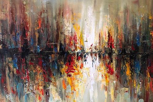 Abstractos con texturas