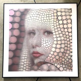 cuadros 3D Lady Gaga