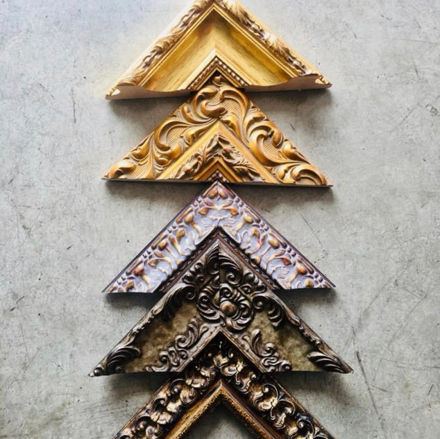 Marcos, enmarcaciones