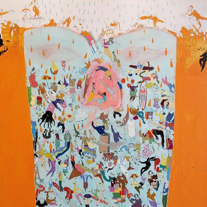 arte contemporáneo, arte moderno, personajes
