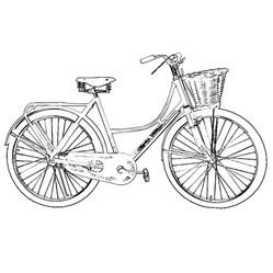 posters de bicicletas