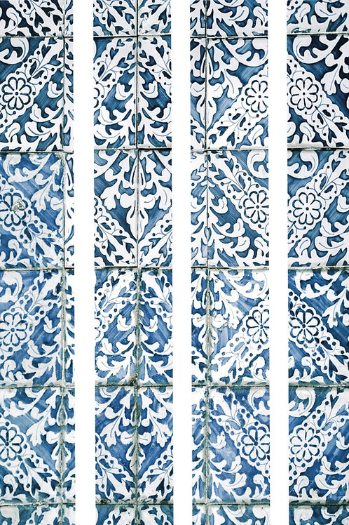 Poster Azulejos