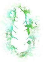 poster plantas verdes