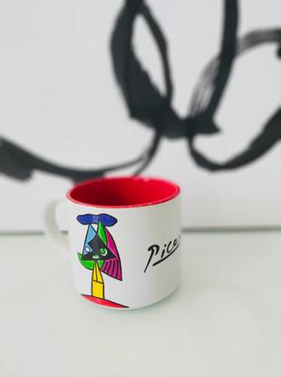 Taza Picasso