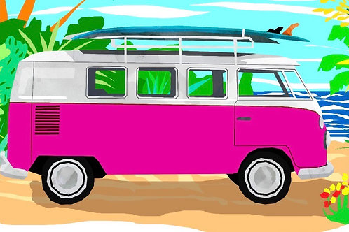 Van & Surf