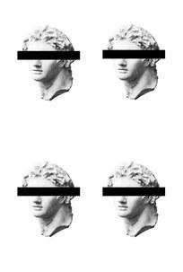poster esculturas antiguas