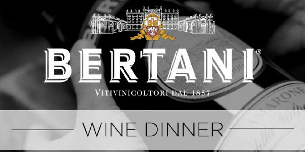 Winemakers Dinner m. Vinhuset Bertani