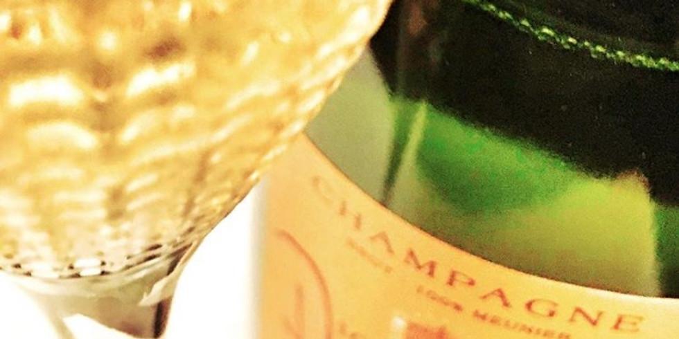 Champagne Aften på Strejf