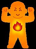 体脂肪燃焼