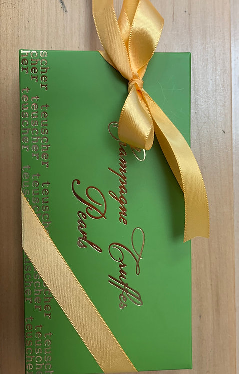 Champagne Truffe Pearls | $34