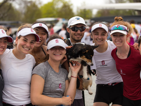 The Stanford Rowing Family Welcoming New Members
