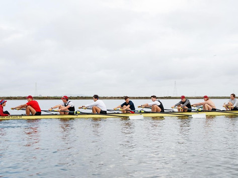 My disability doesn't define me, Stanford rowing does