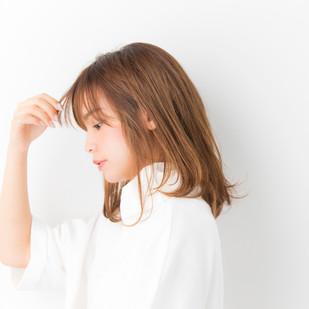 hair:大村愼太郎 make:大岩有紀 styling:井川和哉