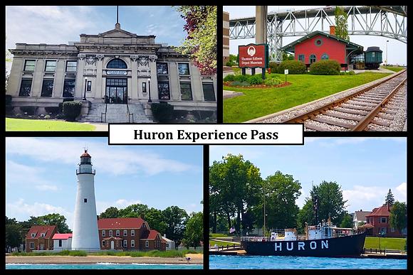 Huron Experience Pass