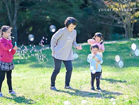 家族写真 @宇都宮美術館