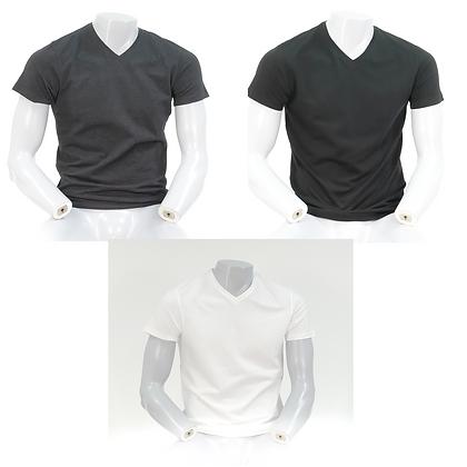 Patrick Assaraf T-Shirts (VNeck)