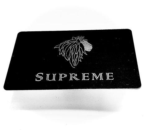 Supreme Gift Card