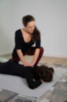 Shiatsu ; Florence Ganaye ; Reims ; Marne ; Bien-être ; Massage dos