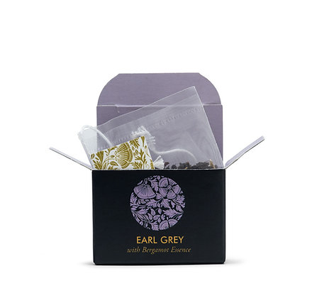Earl Grey Cube