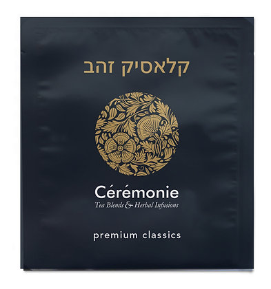 Ceremonie Gold sachet
