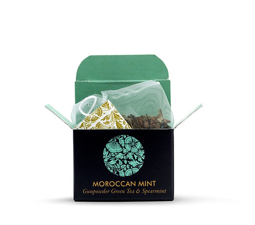 Moroccan Mint Cubes