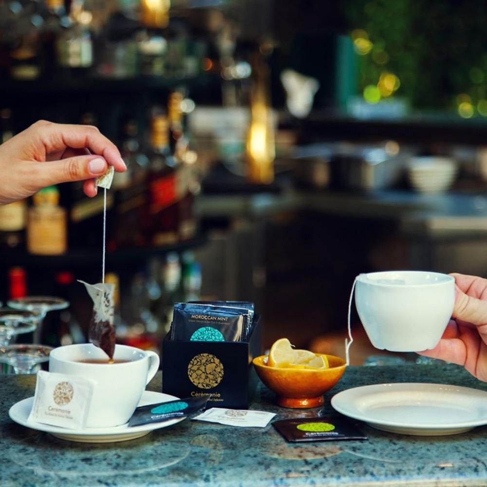 תה למלונות