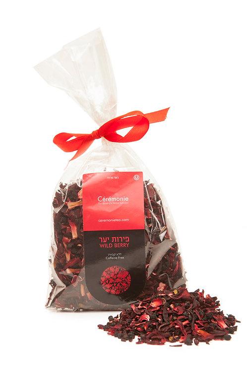 Подарочная упаковка чая с лесными ягодами/ Wild Berry Gift Bag