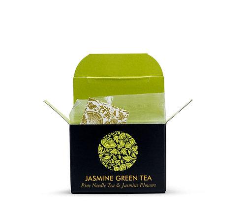 Jasmine Green Cubes