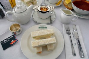 Tea Sandwiches, Its All About Synergy