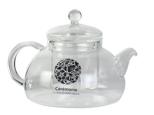 Стеклянный заварной чайник с диффузором / Glass Teapot with Infuser
