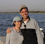 Lake Awassa Ethiopia Efrat and Elli