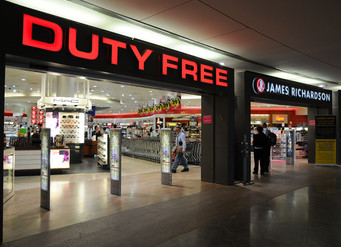 CÉRÉMONIE LANDS IN ONE OF WORLD'S LARGEST DUTY FREE SHOPS