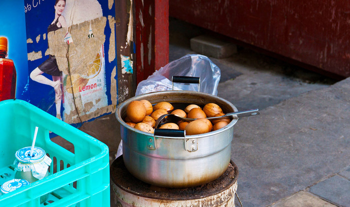 Chinese Tea Eggs, Think Outside The Shell