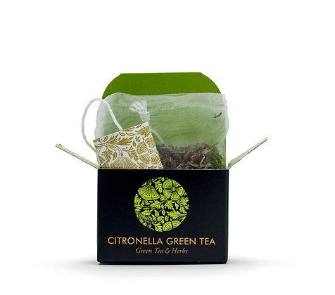 תה ירוק לימונת קוביות מיני