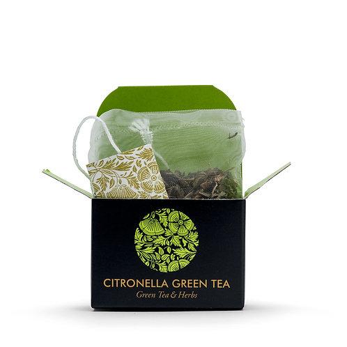 Мини-кубы зеленого чая с цитронеллой/ Citronella Green Tea Mini Cubes