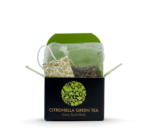 Citronella Green Tea