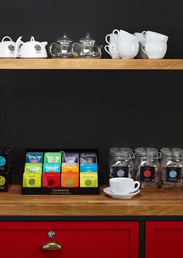 תה לארגונים ולעסקים