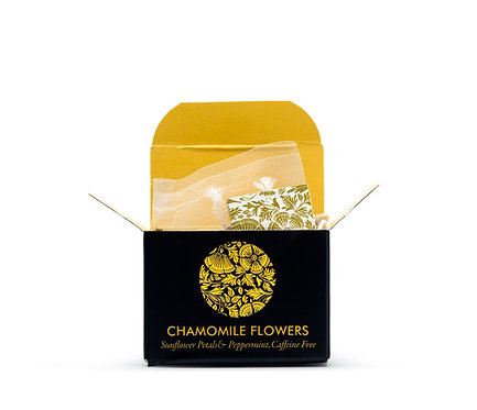 Chamomile Flowers Cubes
