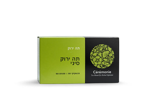 КИТАЙСКИЙ ЗЕЛЕНЫЙ ЧАЙ / China Green Tea Bags