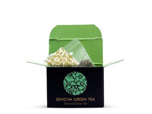 ЗЕЛЕНЫЙ ЧАЙ СЭНЧА/ Sencha Green Tea Mini Cubes