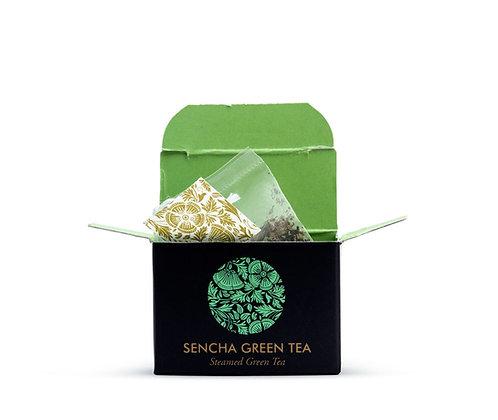 Sencha Green Cube