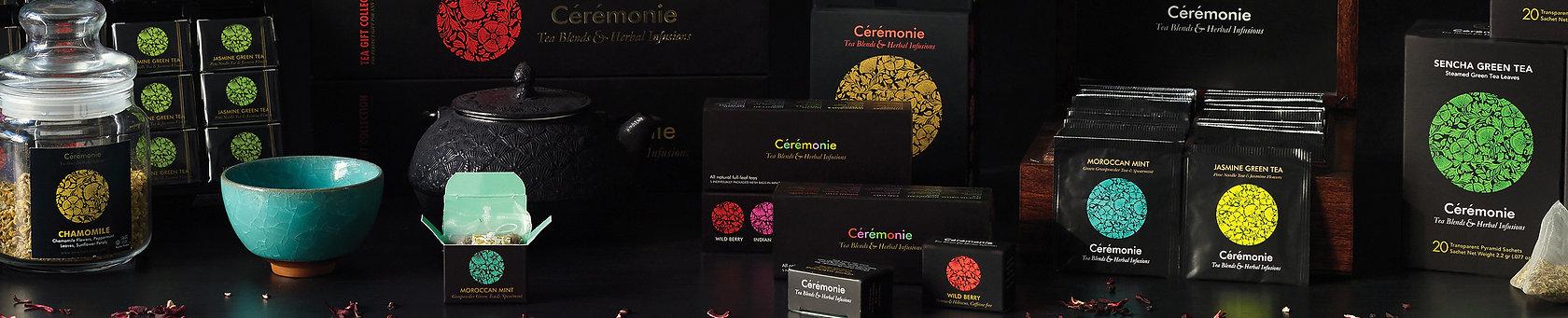 Panorama Ceremonie Tea products