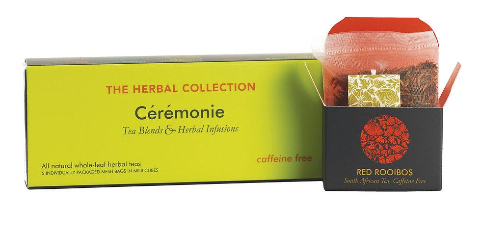 Herbal Collection Sampler: 5 Mini Cubes