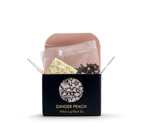 Ginger Peach Cube