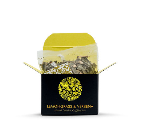 Lemongrass Cube